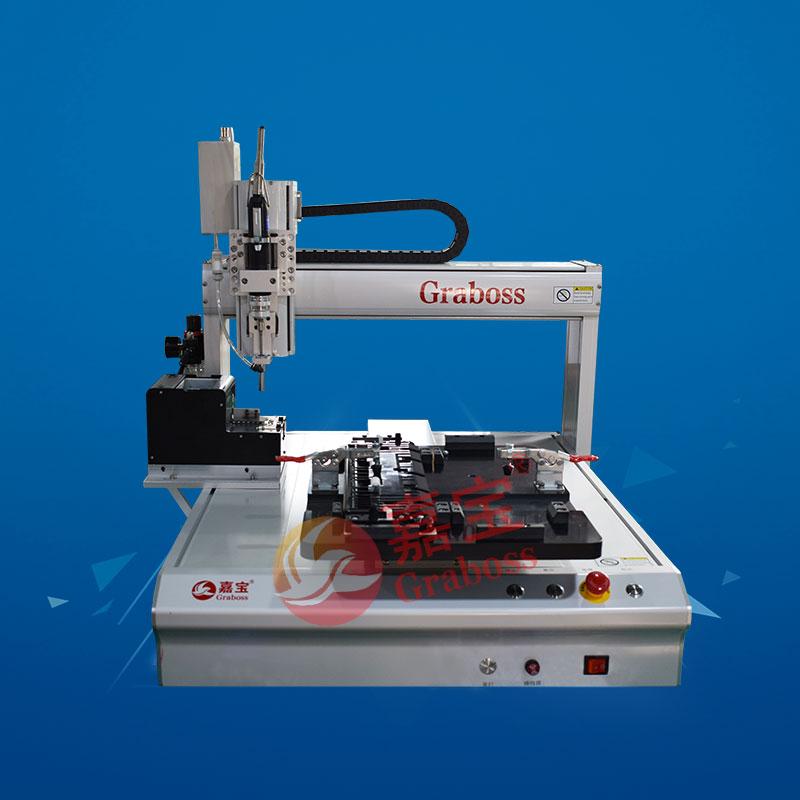 桌面型气吸式锁打印机配件自动螺丝机-缩略图
