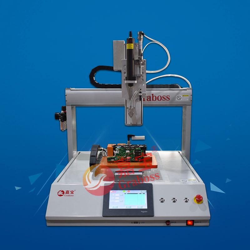 桌面型气吹式三轴锁电池组螺丝机-缩略图