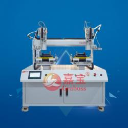 双三轴吹加磁吸锁清洁设备全自动锁螺丝机