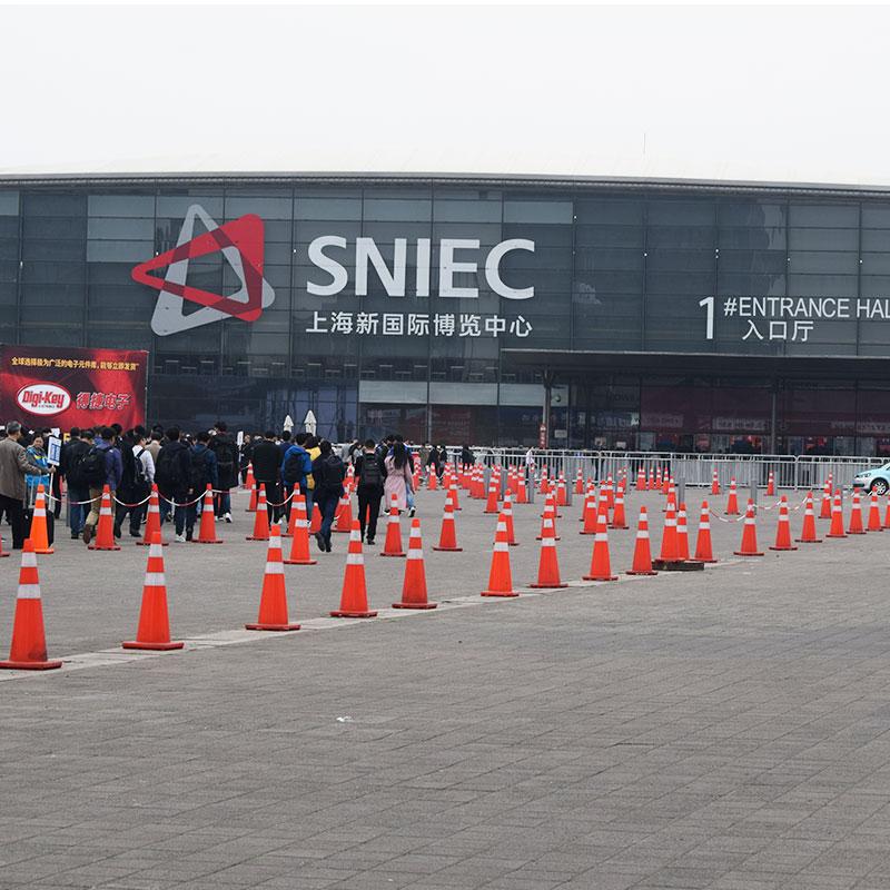 嘉宝自动锁螺丝机上海新国际博览中心图