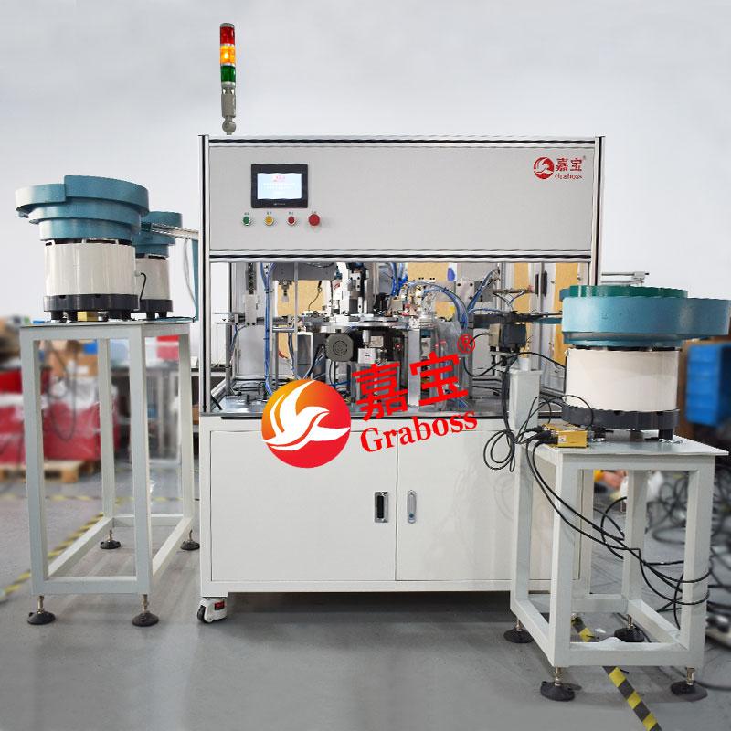 非标定制-培林组件自动组装机