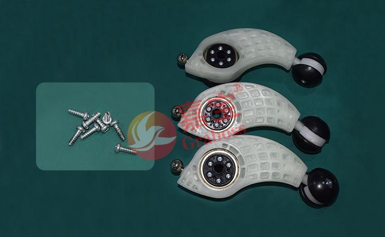 坐标气吹式+点胶功能锁健身器材配件图