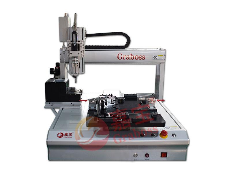 桌面型气吸式锁打印机配件螺丝机图